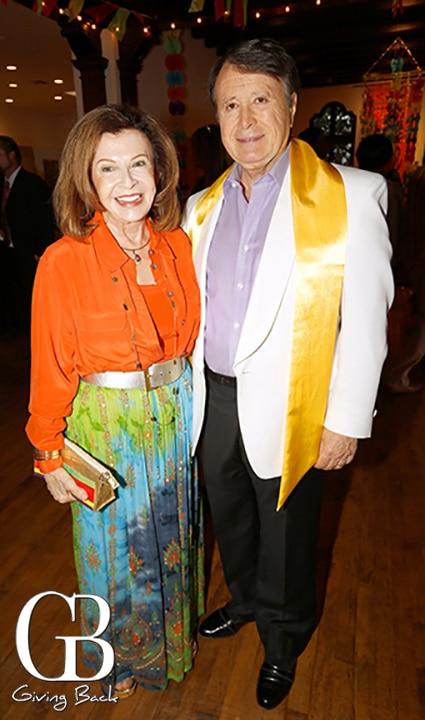 Linda and Dan Nasters
