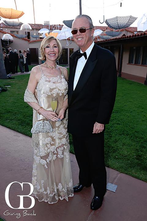 Linda and Don Swortwood