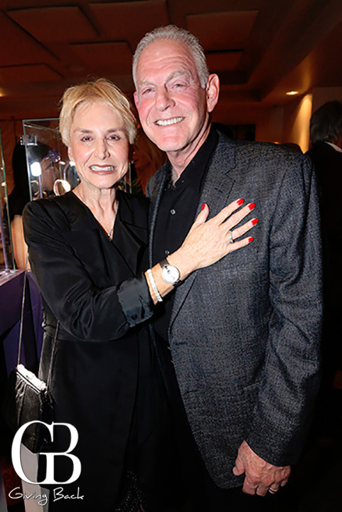 Linda and Louis Levy
