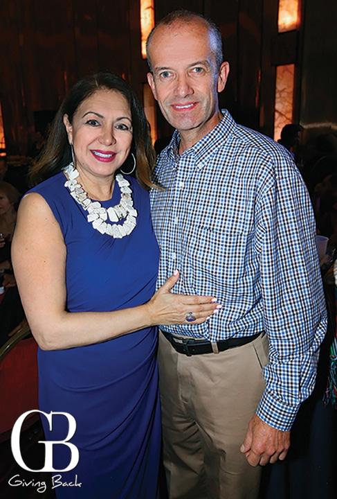 Linda and Mario Sierra