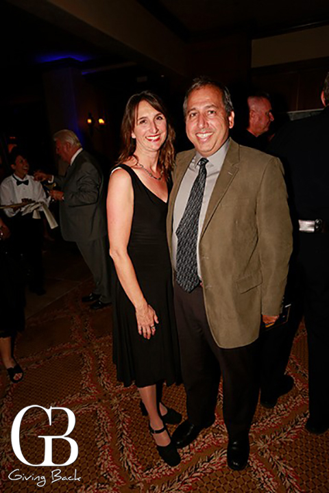 Linda and Mark Frabl