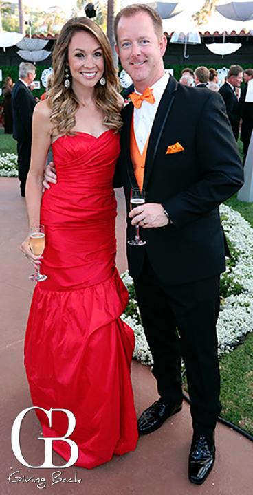 Lindsay and Brady Closson