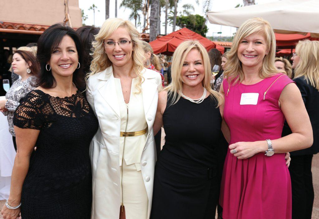 Lisa Betyar, Tyree Dillingham, Maureen Weber and Deborah Myers.JPG