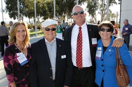 Lisa Johnson, Troy Ray, Brad Wilson and Tina Williams.JPG