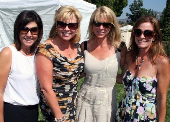 Lisa Schoelen, Nancy Bailey, Carey Cimino and Debbie Woulff.JPG