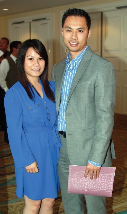 Lisa and Nathan Phan