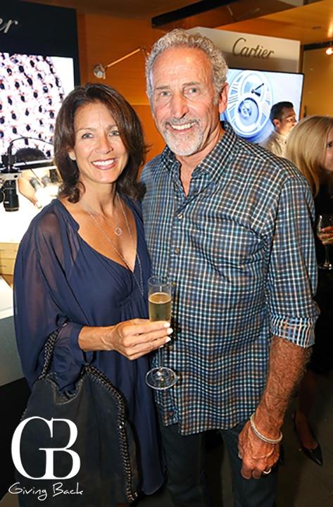 Lisa Betyar and Karl Walter