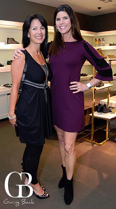 Lisa Betyar and Lisa D  Angelo