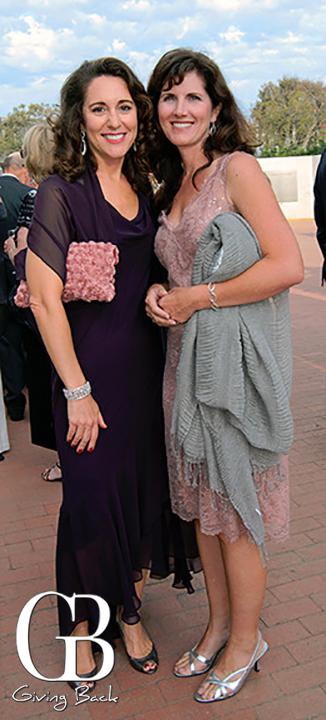 Lisa Magee and Samantha Convoy
