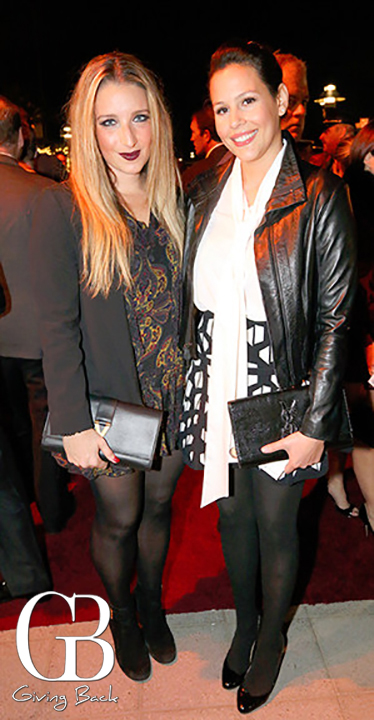 Lisa Price and Deanna Gallone
