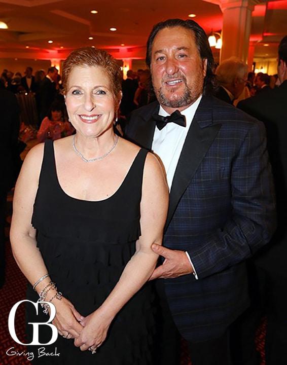 Lisa and Joe Bussalachi