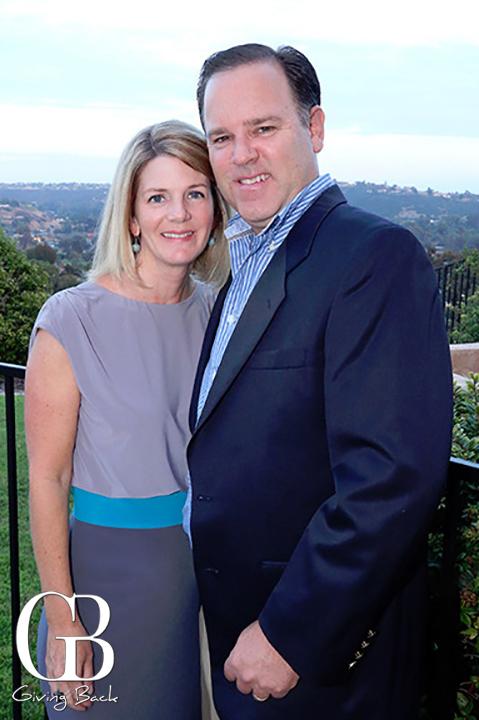 Lisa and Mark Stevenson