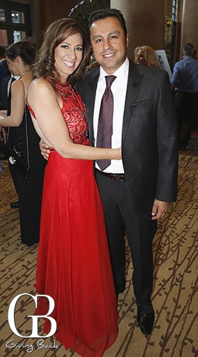 Lisa and Raul Delgadillo