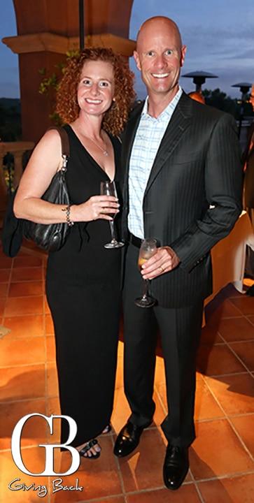 Lisa and Ryan Sullivan