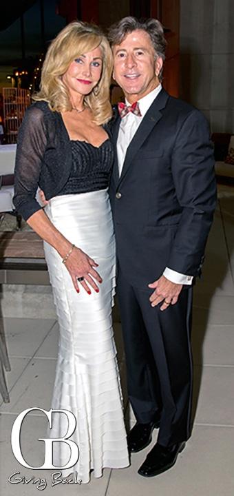 Lise Markham and James Rowten