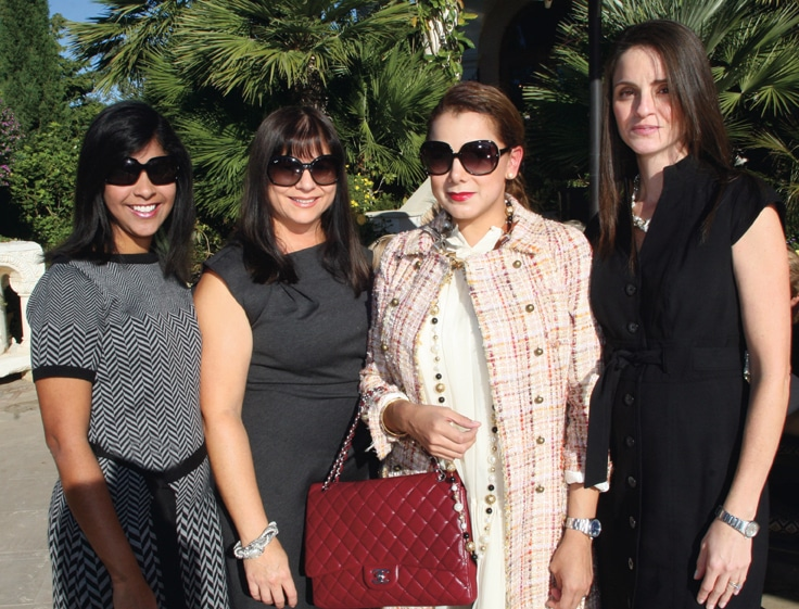 Lisette Farrel, Claudia Casta Pecora, Natasha Katz and Amalia Myer.JPG