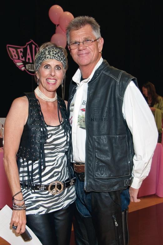 Liz and Michael Copley +