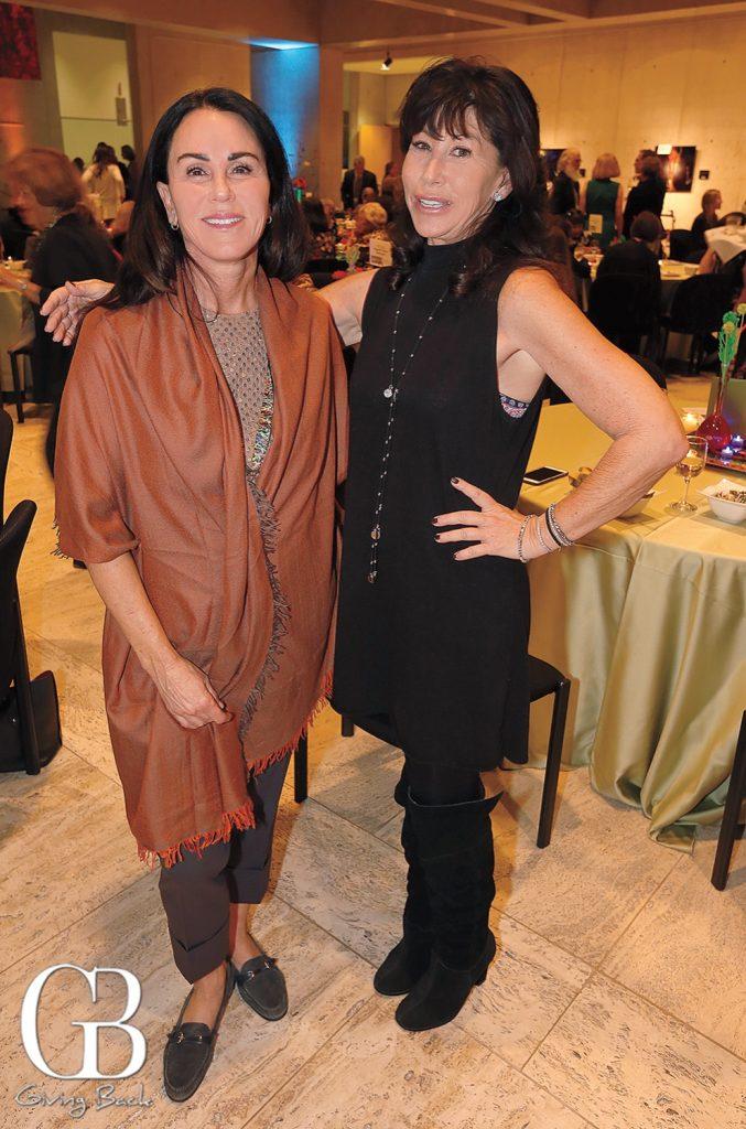 Liz Keadle and Joyce Sine