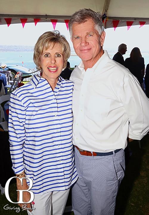 Liz and Michael Copley