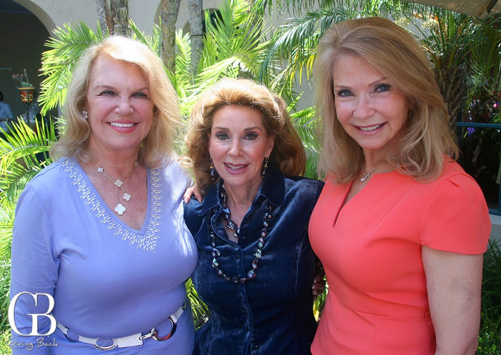 Lola Green  Reena Horowitz and Cindy Clong