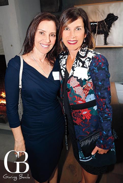 Loni Palladino and Tracy Walton