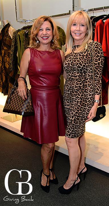 Loraine Levi and Kathy Glick