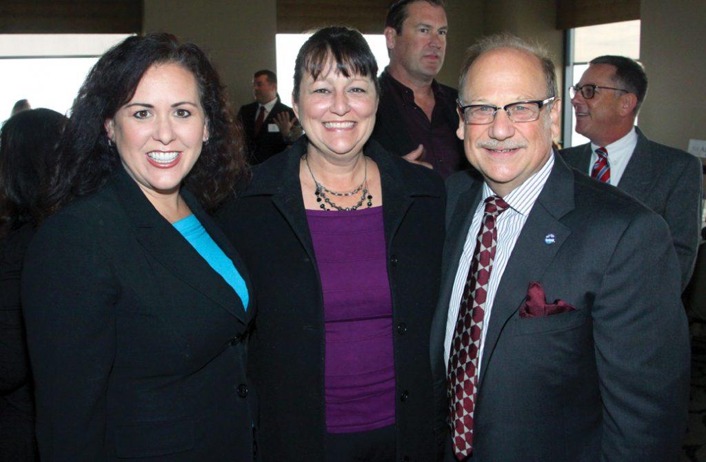 Lorena Gonzalez, Christine Moore and Michael Meacham.JPG
