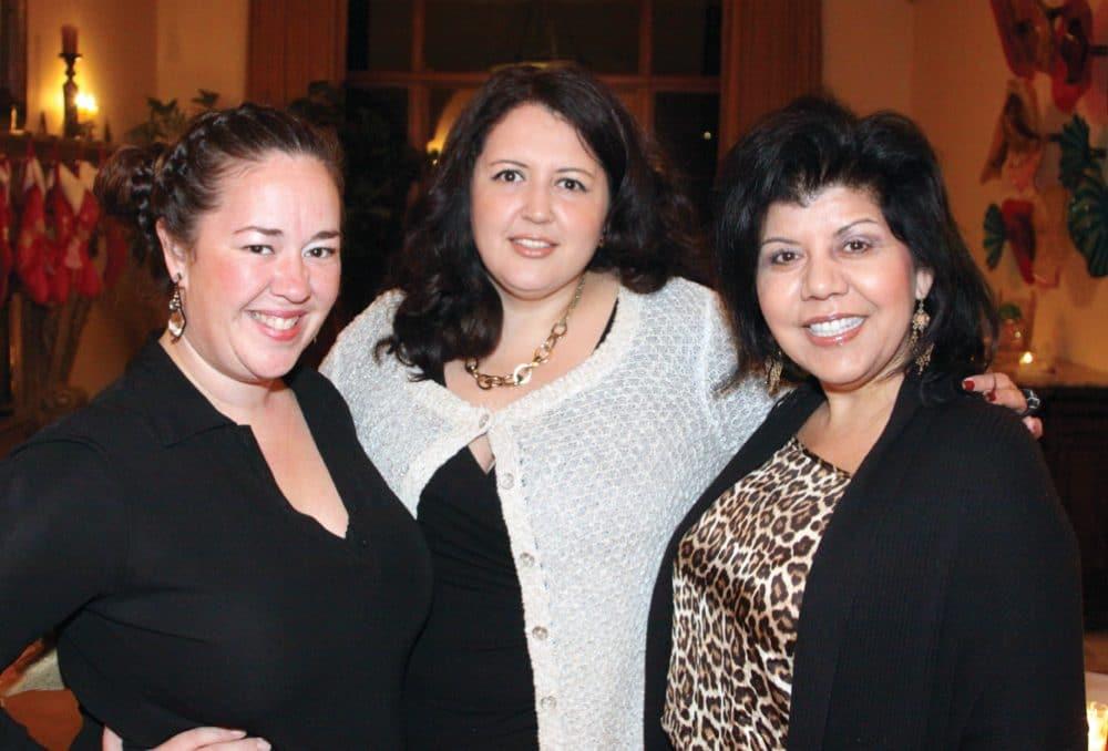 Lorena Slomanson, Nora Vargas and Berenice Zamaro.JPG