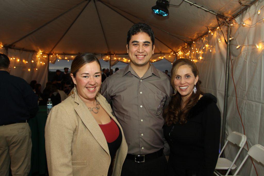 Lorena Slomanson, Rafael Solis and Arlene Herrera.JPG