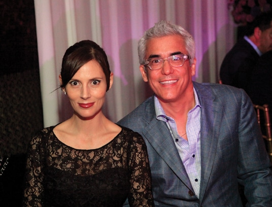 Lorena y Eduardo Fimbres