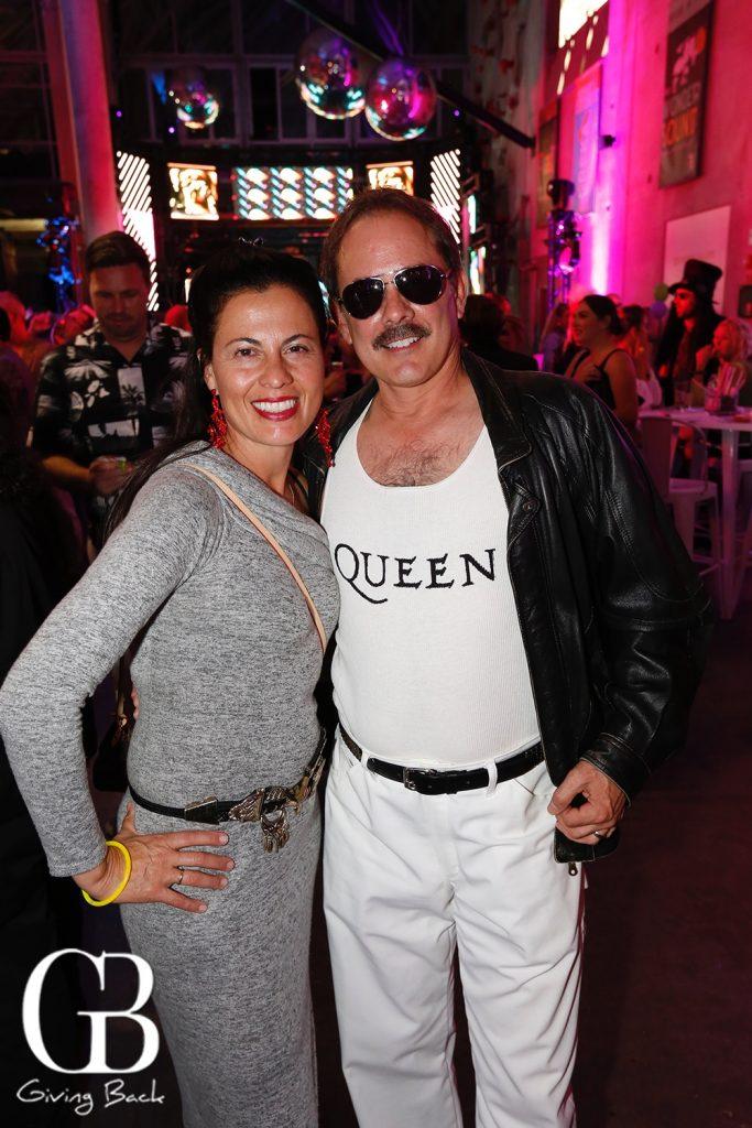 Lorena and Dan Pierotti