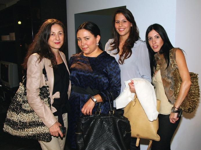Lorenza Gandaglia, Emma Zambrano, Diana Reyes and Karla Prevet.JPG