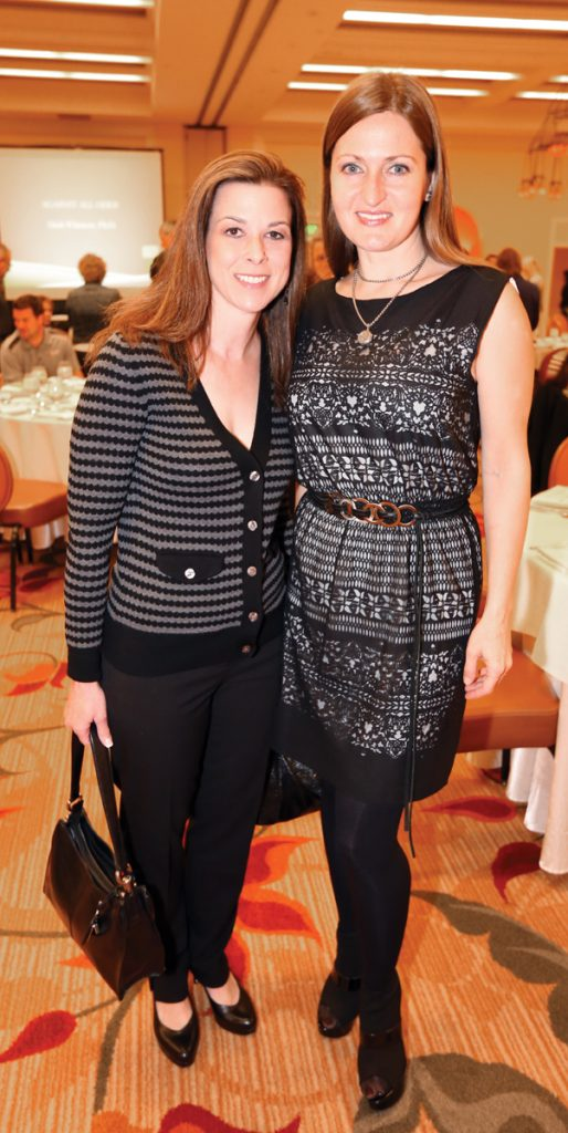 Lori Martin and Malgorzata Slocomb.JPG