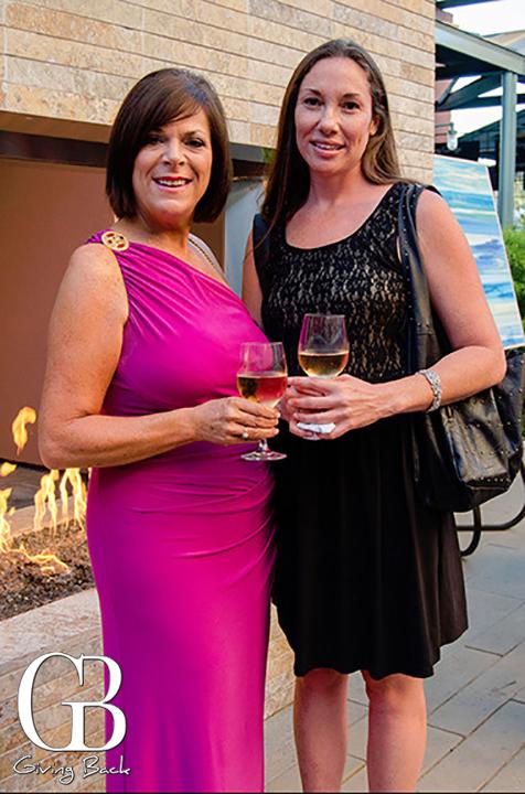Lori Fox and Kristin McGuire
