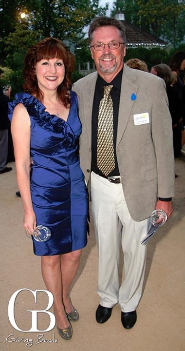 Lori and Tom Allingham