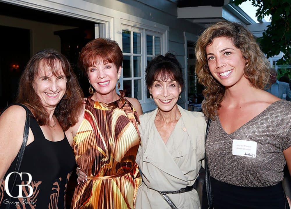 Lorrie Hilbert  Kristy Gregg  Patricia Benesh and Jessica Preese