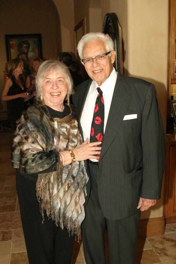 Lou Ann Taback and Fred Feldman.JPG