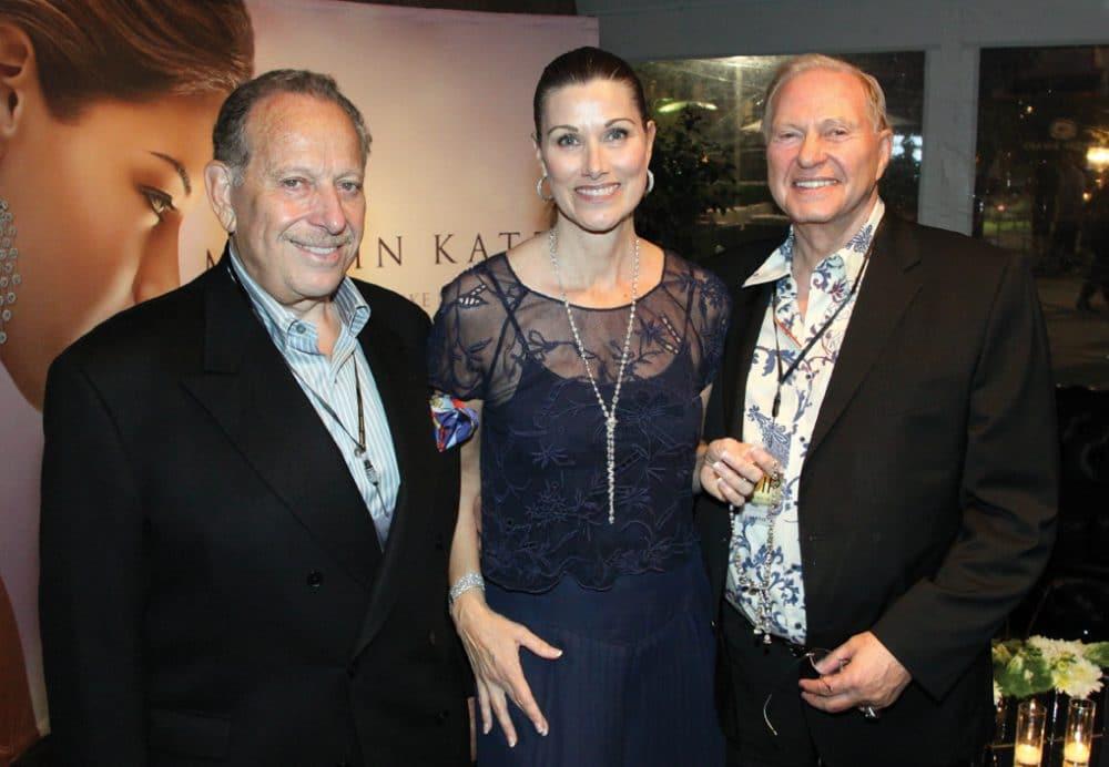 Lou Ferrero, Melissa Brau and Corky Mizer.JPG