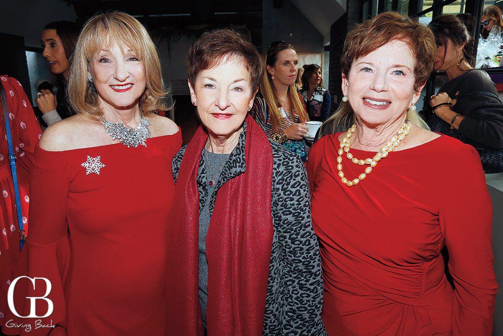 Louarn Sorkin  Julie Fiss and Sue Kalish