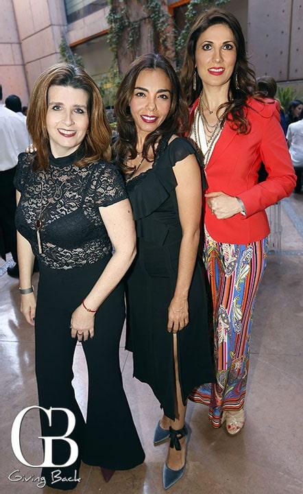Lucia Jove  Noemi Rios y Marta Gutierrez