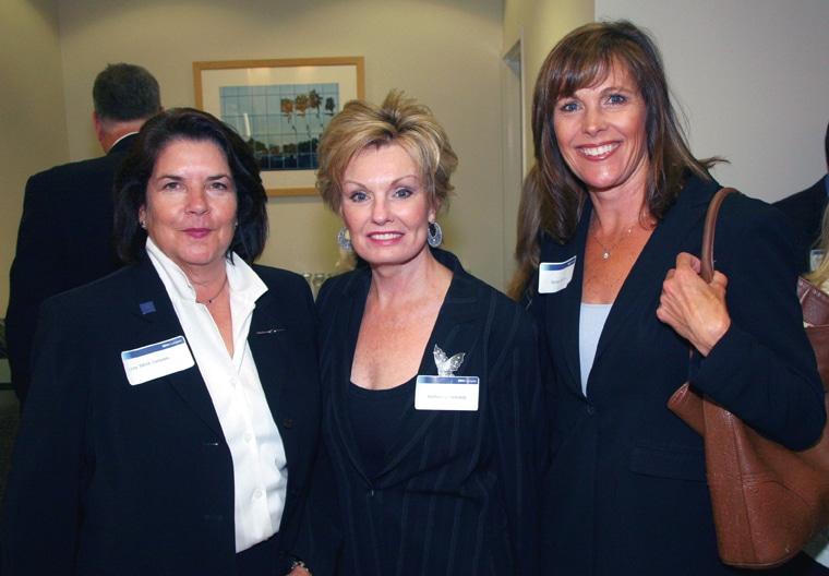 Lucy von Buttlar, Catherine Kennedy and Barbara Norman.JPG