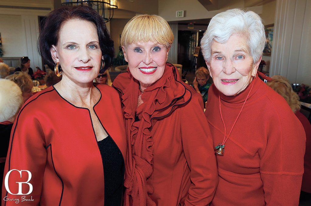 Lucy Wright  Irene Chandler and Barbara Hench