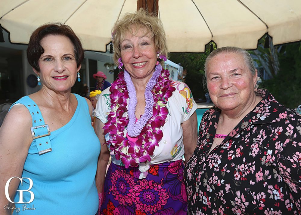 Lucy Wright  Judy Brucker and RoseMary Taylor