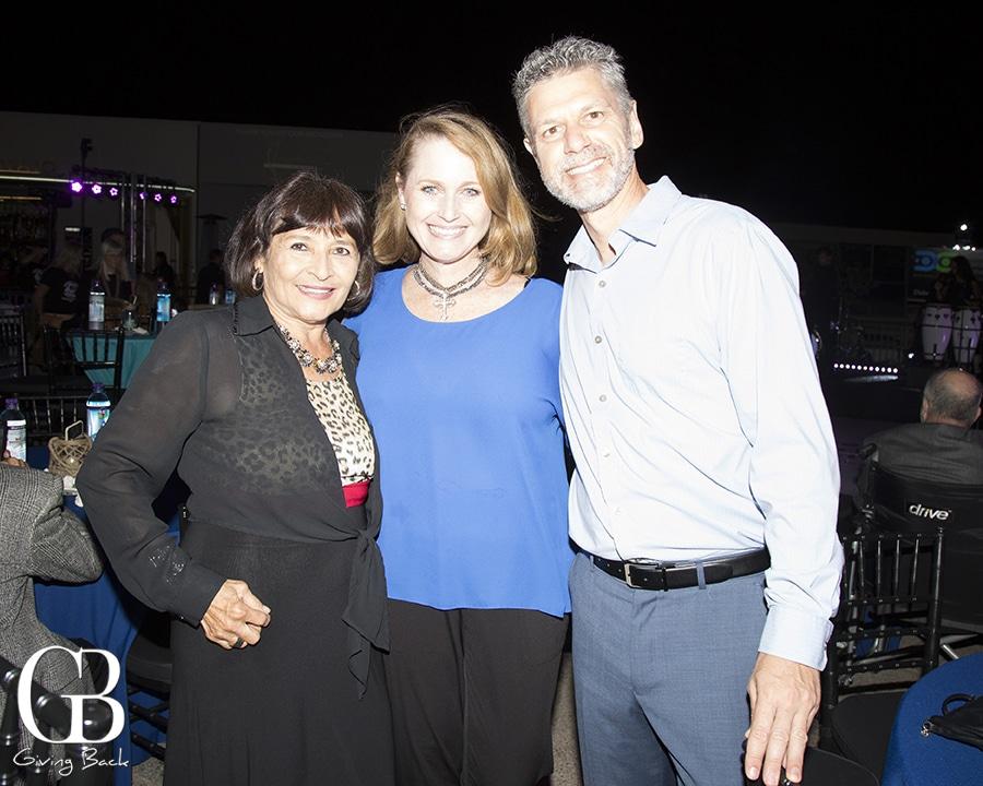 Ludvina Nevarez  Christina Jordan and Mark Charlebois