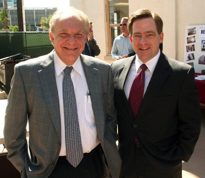 Luis Maizel and Bill van De Weghe.JPG