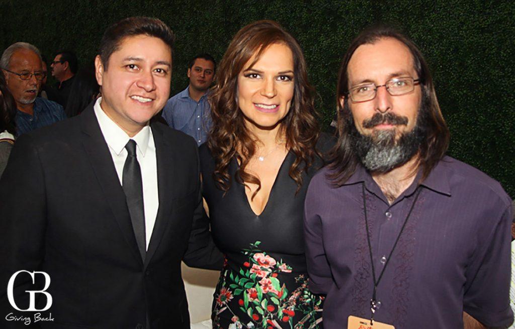 Luis Cruz  Paola Hernandez and Ethan Van Thillo