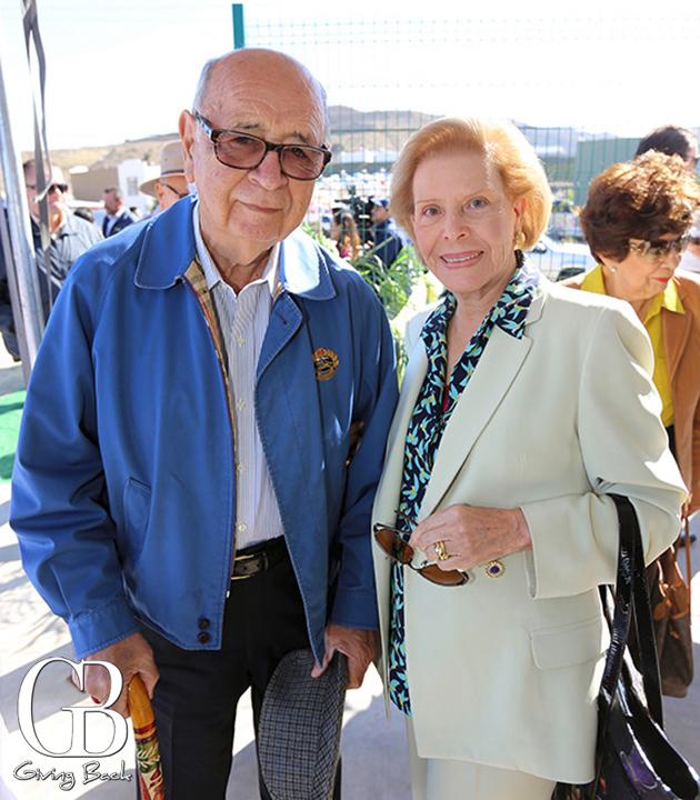 Luis y Maria Estela Gonzalez