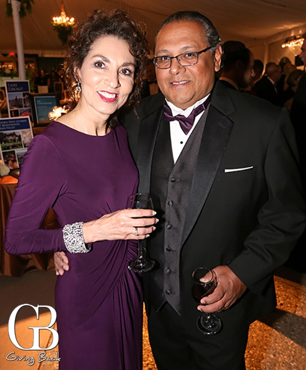 Luisa and Victor Torres