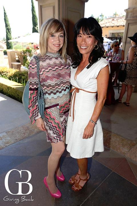 Lynda Kerr and Jennifer Greenfield