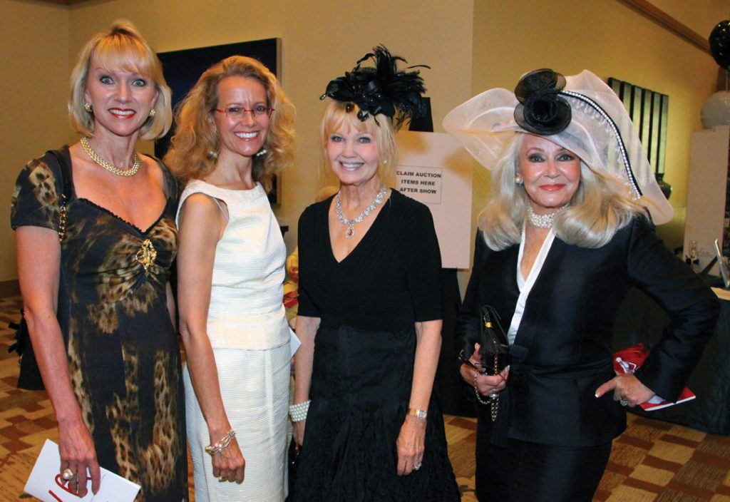 Lynelle Lynch, Jeanette Amen, Cristull Hasson and Phyllis Parrish.JPG